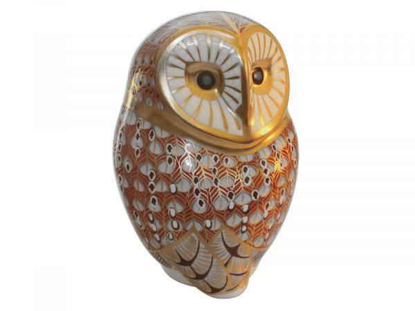 Royal Crown Barn Owl