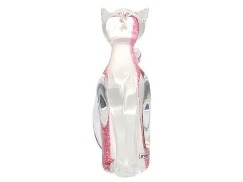 Svaja Camilla Cat Medium Pink/White