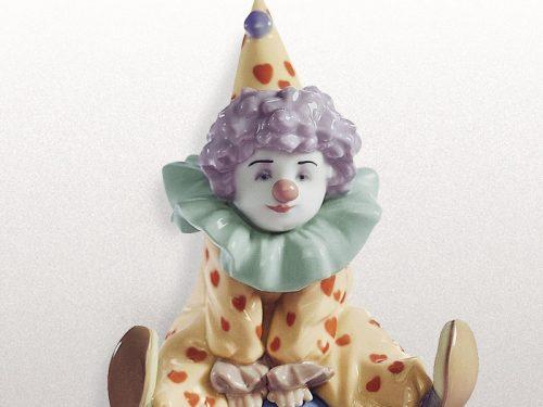 Lladro Clowns