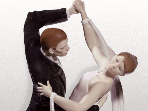 Lladro Dancers