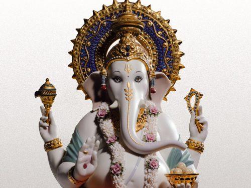Lladro Indian Porcelain