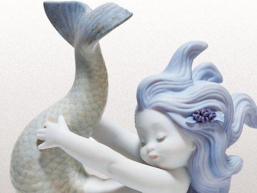 Lladro Mermaids