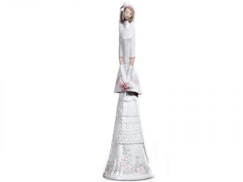 Lladro Porcelain Bridal Bell