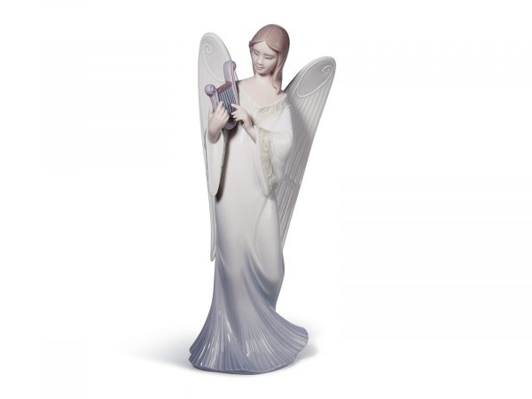 Lladro Celestial Melody (Tree Topper)