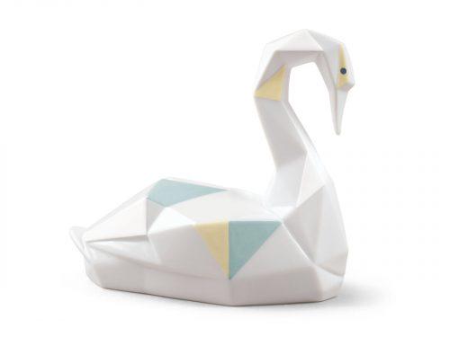 Lladro Swan 01009263