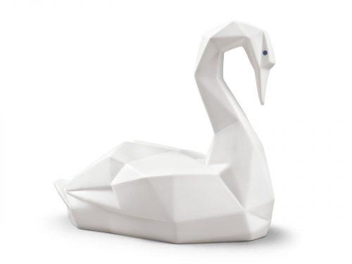 Lladro Swan (Matte White) 01009268
