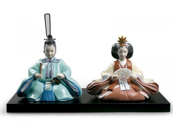 Lladro Porcelain Hinamatsuri Festival 01009292