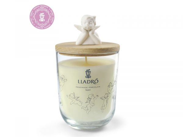 Lladro Porcelain Missing You Candle A Secret Orient 01040135