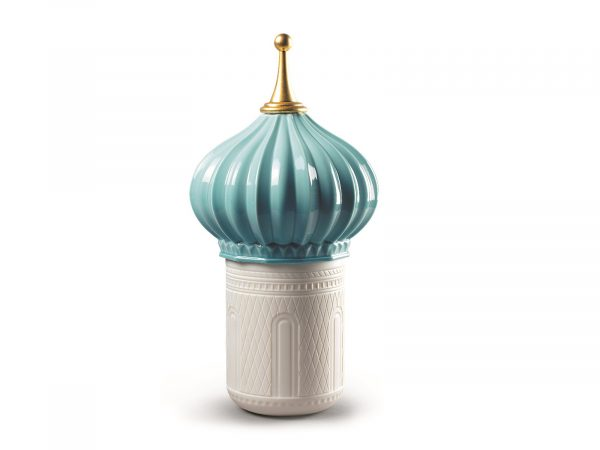 Lladro Porcelain North Tower Candle 1001 Lights 01040159