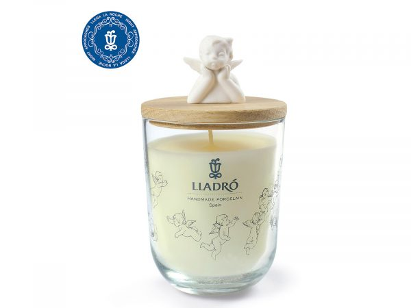 Lladro Porcelain Missing You Candle Night Approaches 01040163