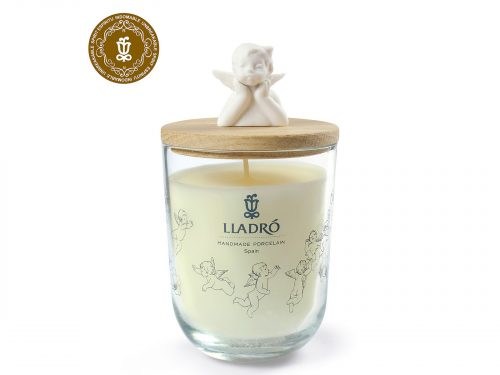 Lladro Missing You Candle Unbreakable Spirit 01040165