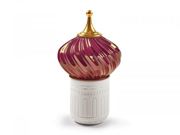 Lladro Porcelain Candy Spire Candle 1001 Lights 01040170