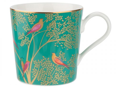 Sara Miller London Green Mug