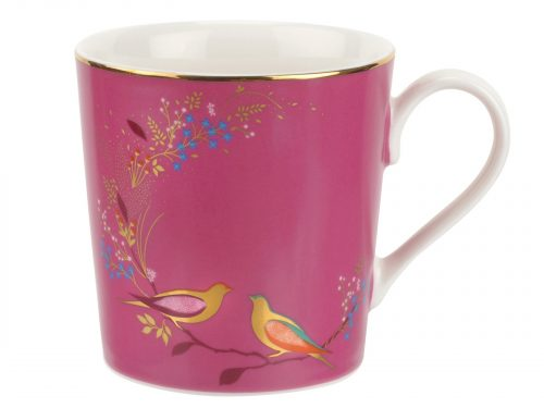 Sara Miller London Pink Mug