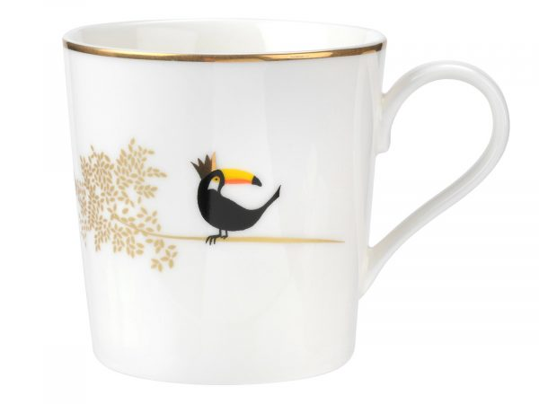 Sara Miller London Terrific Toucan Mug