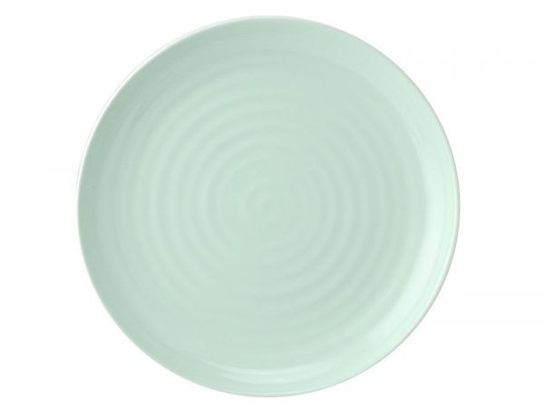 Sophie Conran Coupe Plate 10.5″ – Celadon