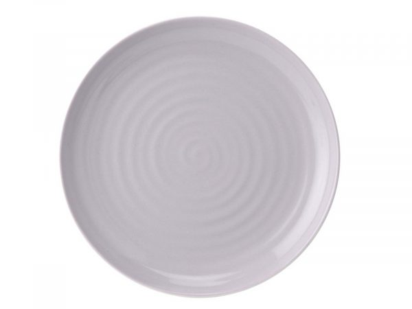 Sophie Conran Coupe Plate 10.5″ – Mulberry