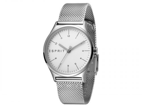 Esprit Stainless Steel Mesh Watch