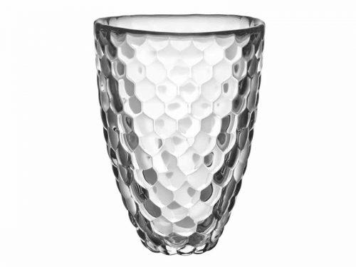 Orrefors Large Raspberry Vase 15.5 cm 6101501