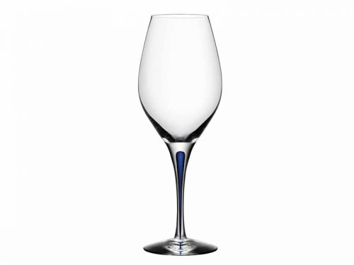 Orrefors Intermezzo Blue Balance Glasses 6257419