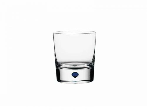 Orrefors Intermezzo Blue Old Fashioned Glasses 6257440