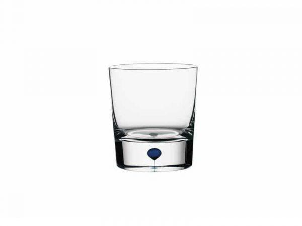 Orrefors Intermezzo Blue Old Fashioned Glasses 6257440