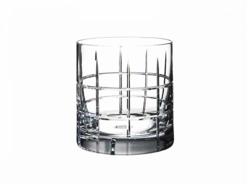 Orrefors Street Double Old Fashioned Glasses 6540141