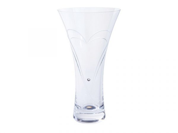 Dartington Romance Small Vase VA3137