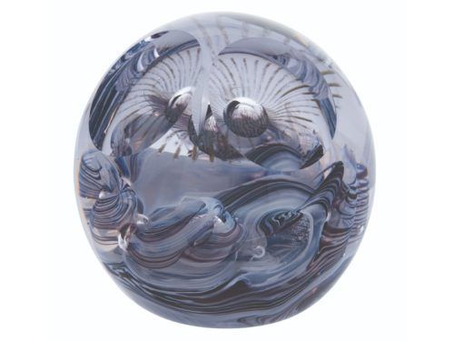 Caithness Glass Great Grey Owl Paperweight