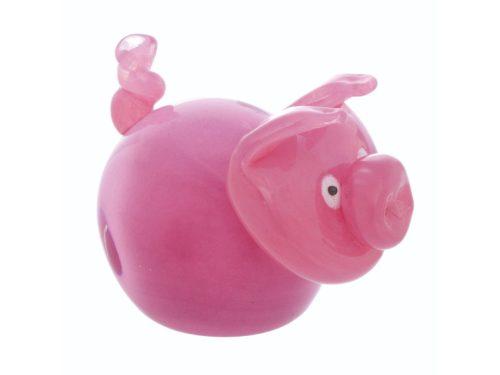 Caithness Glass Truffle Pig Paperweight