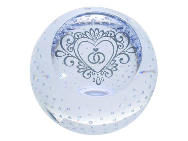 Caithness Glass Special Day Celebrations Paperweight