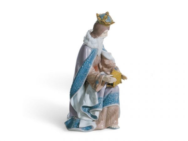 Lladro King Melchior