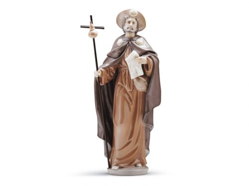 Lladro St James the Pilgrim