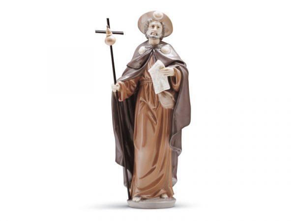 Lladro St James the Pilgrim