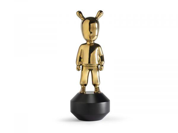 Lladro The Guest Little - Golden