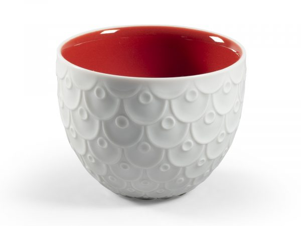 Lladro Chinese Dragon Tea Cup