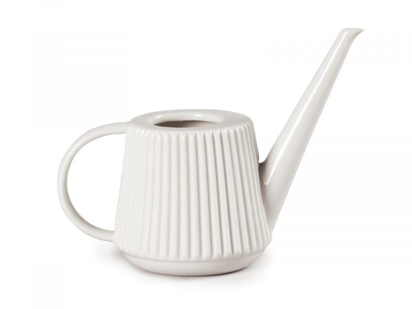 Lladro Watering Can - White