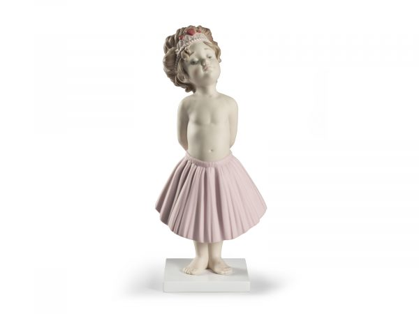 Lladro Girl's Fun
