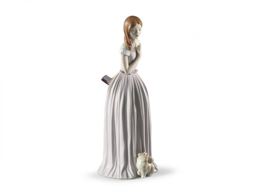 Lladro I'll Walk You To The Party