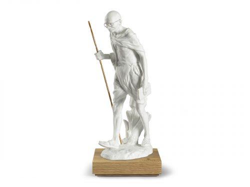 Lladro Mahatma Ghandi - 150th Anniversary