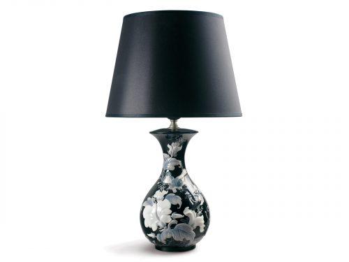 Lladro Sparrows Lamp Black 01023359
