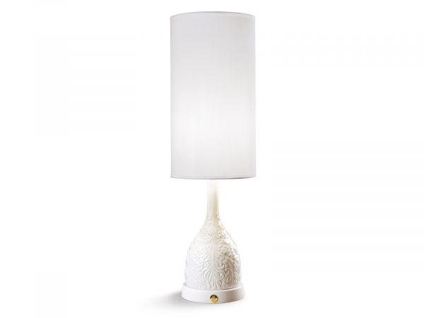 Lladro Naturofantastic Table Lamp - Organic Nature (White)