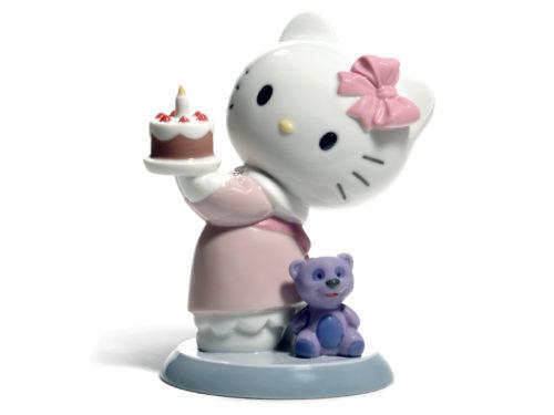 Nao Hello Kitty Birthday
