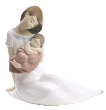 Nao Light of My Days Girl Porcelain Figurine