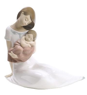 Nao Light of My Days Girl Porcelain Figurine