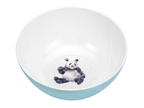 Royal Worcester Wrendale Bowl - Salad / Panda