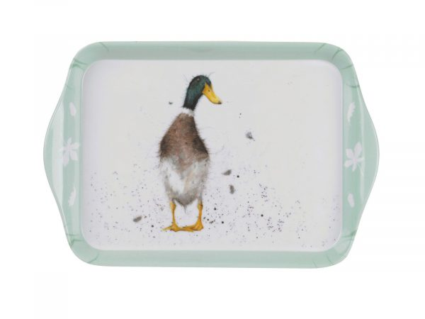 Royal Worcester Wrendale Scatter Tray - Duck