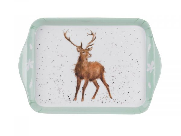 Royal Worcester Wrendale Scatter Tray - Stag