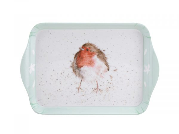 Royal Worcester Wrendale Scatter Tray - Robin