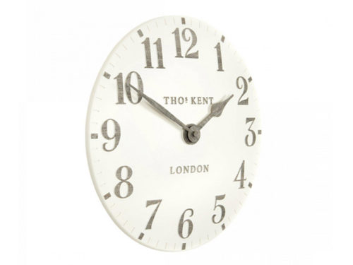 Thomas Kent 12 Inch Wall Clock